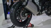 Suzuki V-Strom 1000 ABS rear wheel from Auto Expo 2014