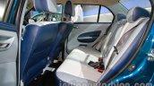 Swift dZire Opula rear seats' live
