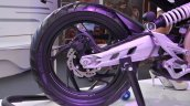 TVS Draken - X21 concept rear wheel