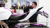TVS Draken - X21 seat detail live