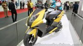 TVS Graphite concept front three quarter live