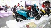 TVS Scooty Zest 110 cc at Auto Expo 2014