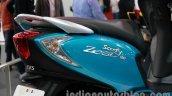 TVS Scooty Zest 110 cc badge