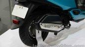 TVS Scooty Zest 110 cc exhaust