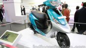 TVS Scooty Zest 110 cc front three quarters