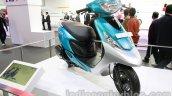 TVS Scooty Zest 110 cc front three quarters