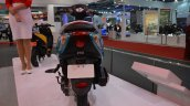 TVS Scooty Zest 110 cc rear from 2014 Auto Expo