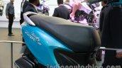 TVS Scooty Zest 110 cc seat right