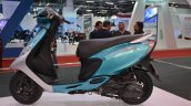 TVS Scooty Zest 110 cc side from 2014 Auto Expo