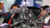 TVS Star City+ handlebar at Auto Expo 2014