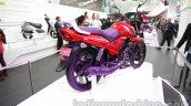 TVS Star City+ rear three quarters right at Auto Expo 2014