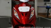 TVS Wego update front body panel live