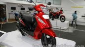 TVS Wego update front three quarter live