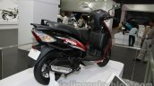 TVS Wego update rear three quarter right live