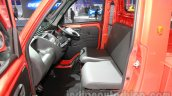 Tata Ace Zip XL cabin entry