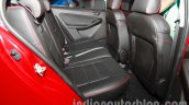 Tata Bolt launch images rear seats