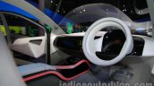Tata ConnectNext Concept dashboard driver side