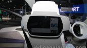 Tata ConnectNext Concept display on the seat back