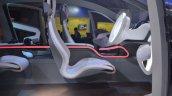 Tata ConnectNext Concept front seat