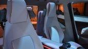 Tata ConnectNext Concept rear seats