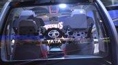 Tata ConnectNext Concept rear windshield