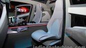 Tata ConnectNext Concept seats movable