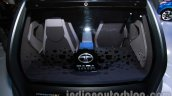 Tata ConnectNext Concept seats