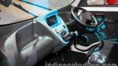 Tata Magic Iris Electric dashboard