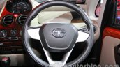 Tata Nano Twist Active Concept steering wheel