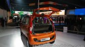 Tata Nano Twist Active Concept boot open rear three quarters