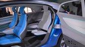 Tata Nexon Concept rear seat