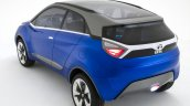 Tata Nexon Concept rear three quarters official image