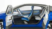 Tata Nexon Concept seating official image