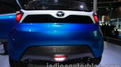 Tata Nexon rear profile