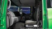 Tata Prima CX 1618 front seats