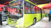 Tata Starbus Urban hybrid front three quarters