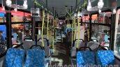 Tata Starbus Urban hybrid seating configuration