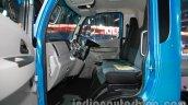 Tata Ultra 614 cab view at Auto Expo 2014