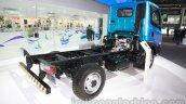 Tata Ultra 614 chassis rear three quarters at Auto Expo 2014
