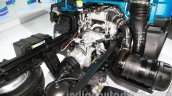 Tata Ultra 614 engine and gearbox at Auto Expo 2014