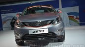Tata Zest customized Auto Expo front view