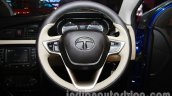 Tata Zest launch images steering
