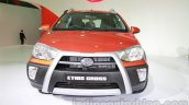Toyota Etios Cross at Auto Expo 2014