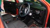 Toyota Etios Cross interior at Auto Expo 2014