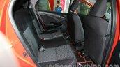 Toyota Etios Cross rear seat at Auto Expo 2014