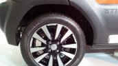 Toyota Etios Cross wheel detail live