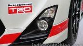 Toyota GT 86 Auto Expo foglight