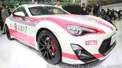 Toyota GT 86 Auto Expo front three quarter