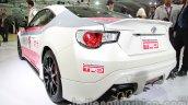 Toyota GT 86 Auto Expo rear quarter