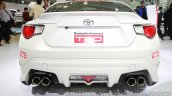 Toyota GT 86 Auto Expo rear